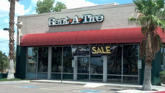 Rent-A-Tire in Chandler, AZ