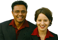 Shailesh & Aimee Ghimire of CTX Mortgage in Arizona - Your Mortgage Team for Life!