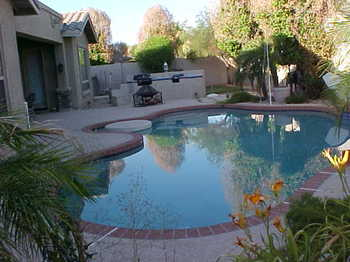 AZ home with swimming pool