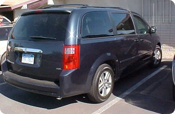 2008 Dodge Grand Caravan - click to view more pictures!
